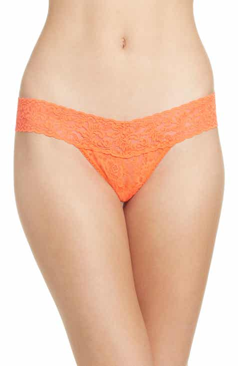 140ca1712 Hanky Panky Signature Lace Low Rise Thong