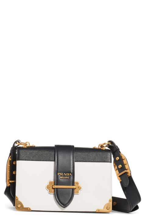 376d033f200f72 Prada Large Cahier Crossbody Bag