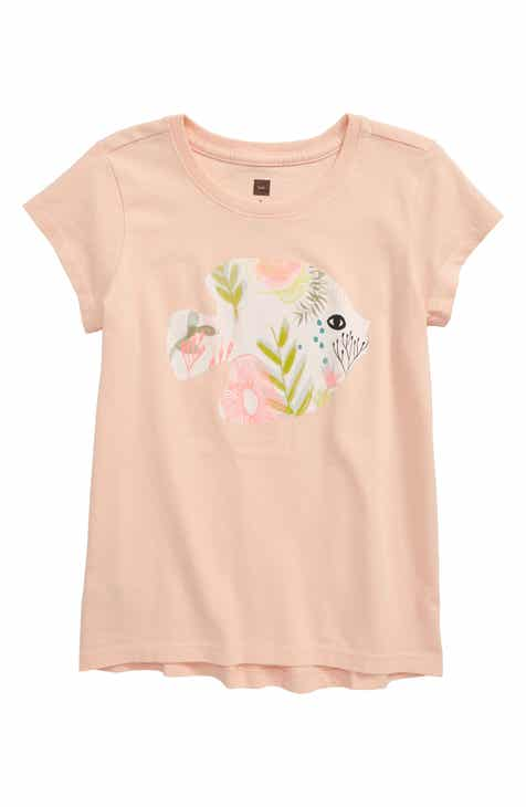 036d17d7298d7 Tea Collection Angel Fish Graphic Tee (Toddler Girls