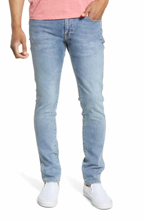 57b63ac72a1 Snap Skinny Fit Jeans (California Blue)