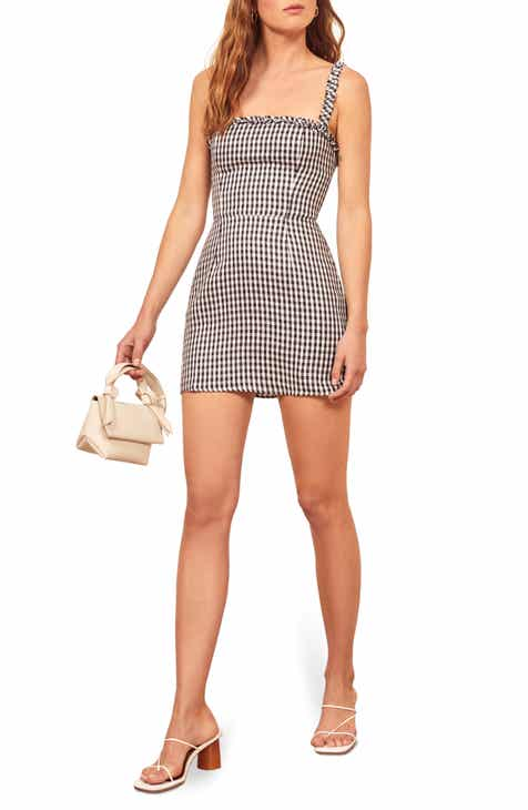 Reformation Janie Minidress