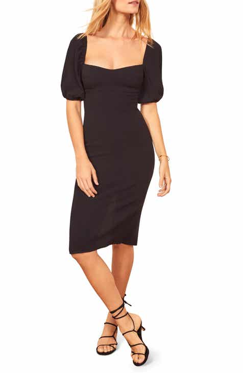 Reformation Jan Sheath Dress