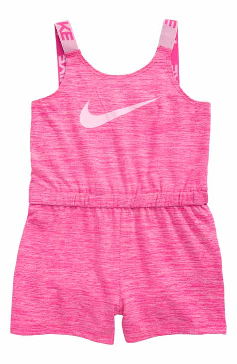 1cb411e1c6 Nike Dry Crossdye Sport Romper (Toddler Girls & Little Girls)