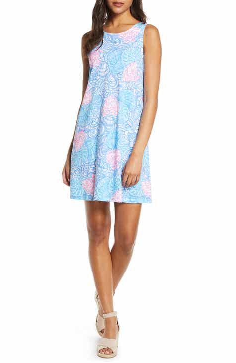 Lilly Pulitzer® Kristen Seashell Print Swing Dress
