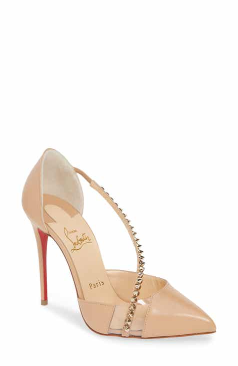 new concept 505e3 a8b91 Women's Christian Louboutin Shoes | Nordstrom