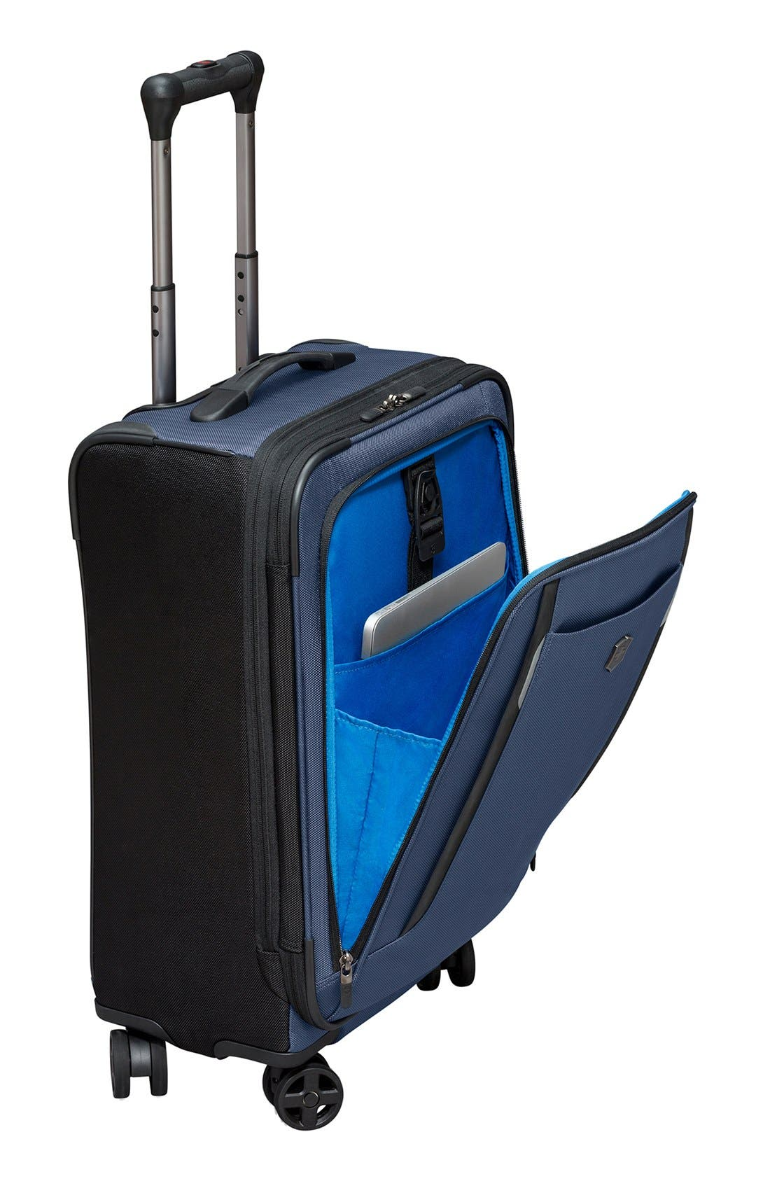 Alternate Image 4  - Victorinox Swiss Army® 'WT 5.0' Dual Caster Wheeled Carry-On (22 Inch)