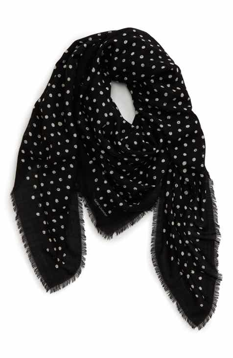 3df141afa48 Saint Laurent Designer Scarves & Wraps for Women | Nordstrom