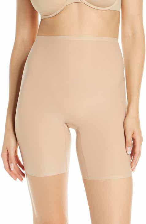 aa27a6dbed4c Chantelle Lingerie Soft Stretch Seamless High Waist Mid-Thigh Shorts