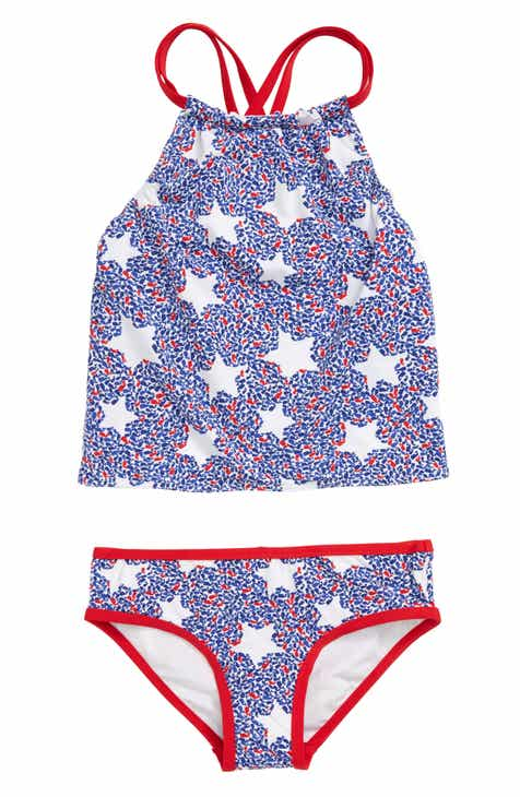 63371961b vineyard vines Whale Stars Print Tankini (Toddler, Little Girls & Big Girls)