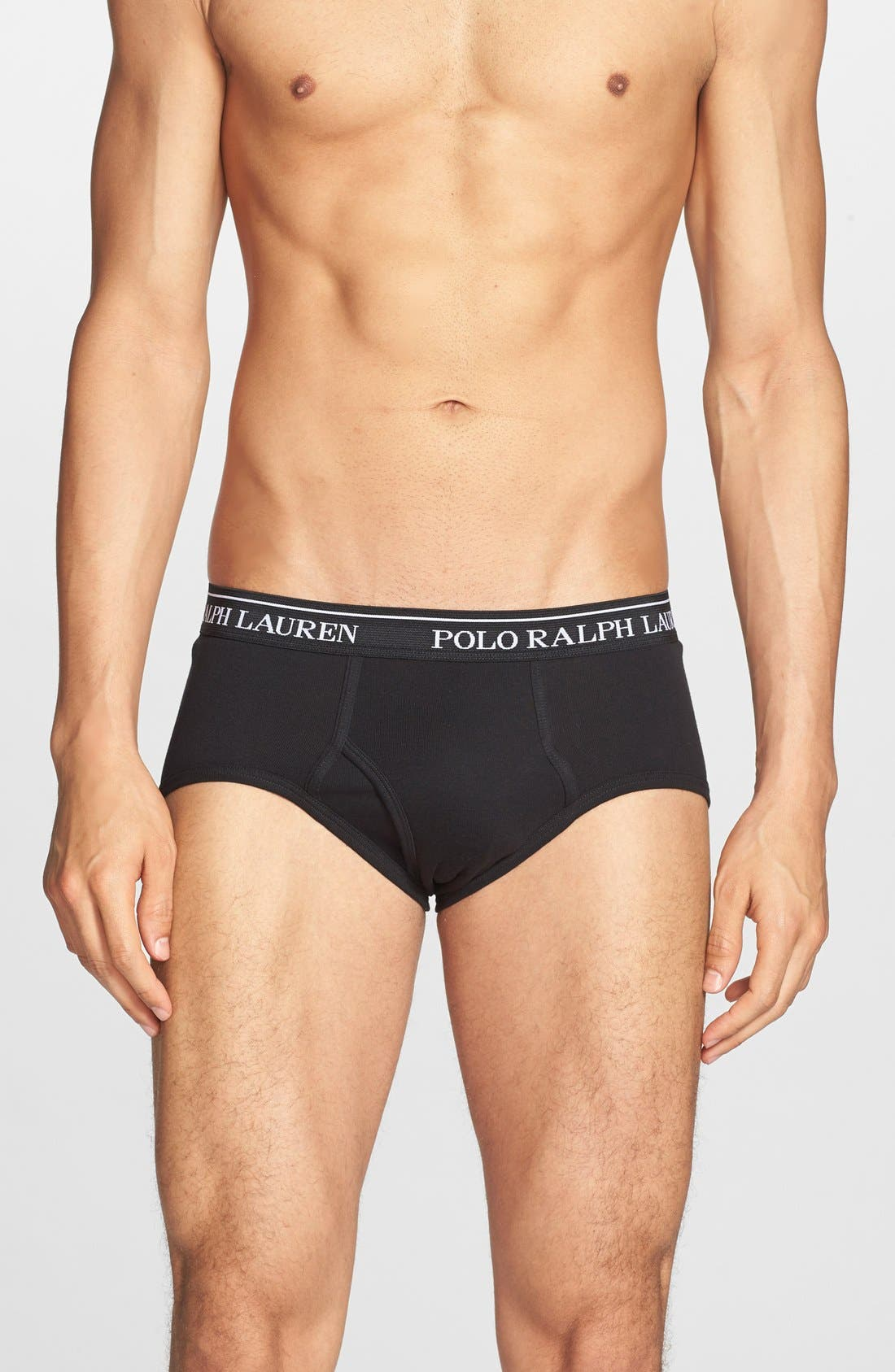 Polo Ralph Lauren 4-Pack Low Rise Briefs