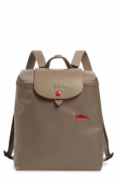 75b2c75e85d67 Longchamp Le Pliage Club Backpack