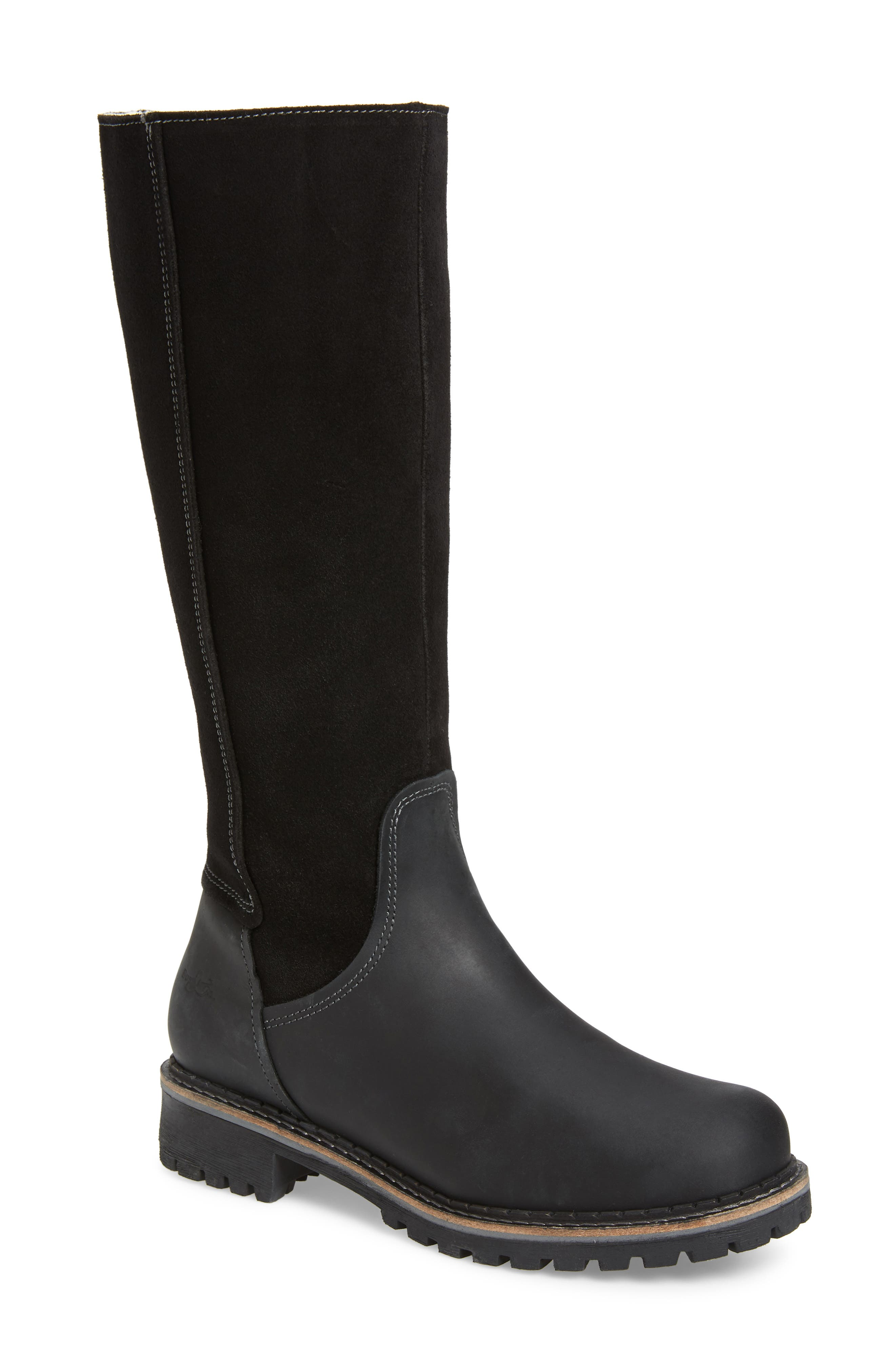 6fc3587c75a black suede knee high boots | Nordstrom