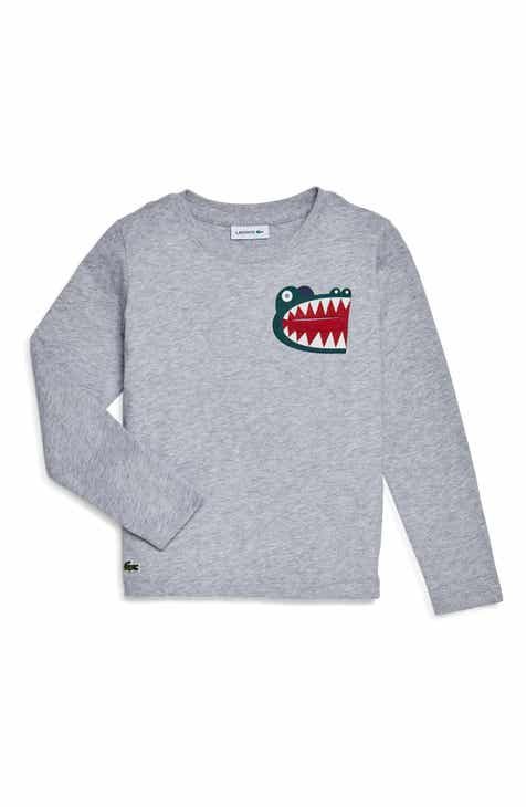 a603cc65bb Boys' Lacoste Clothing: Hoodies, Shirts, Pants & T-Shirts | Nordstrom
