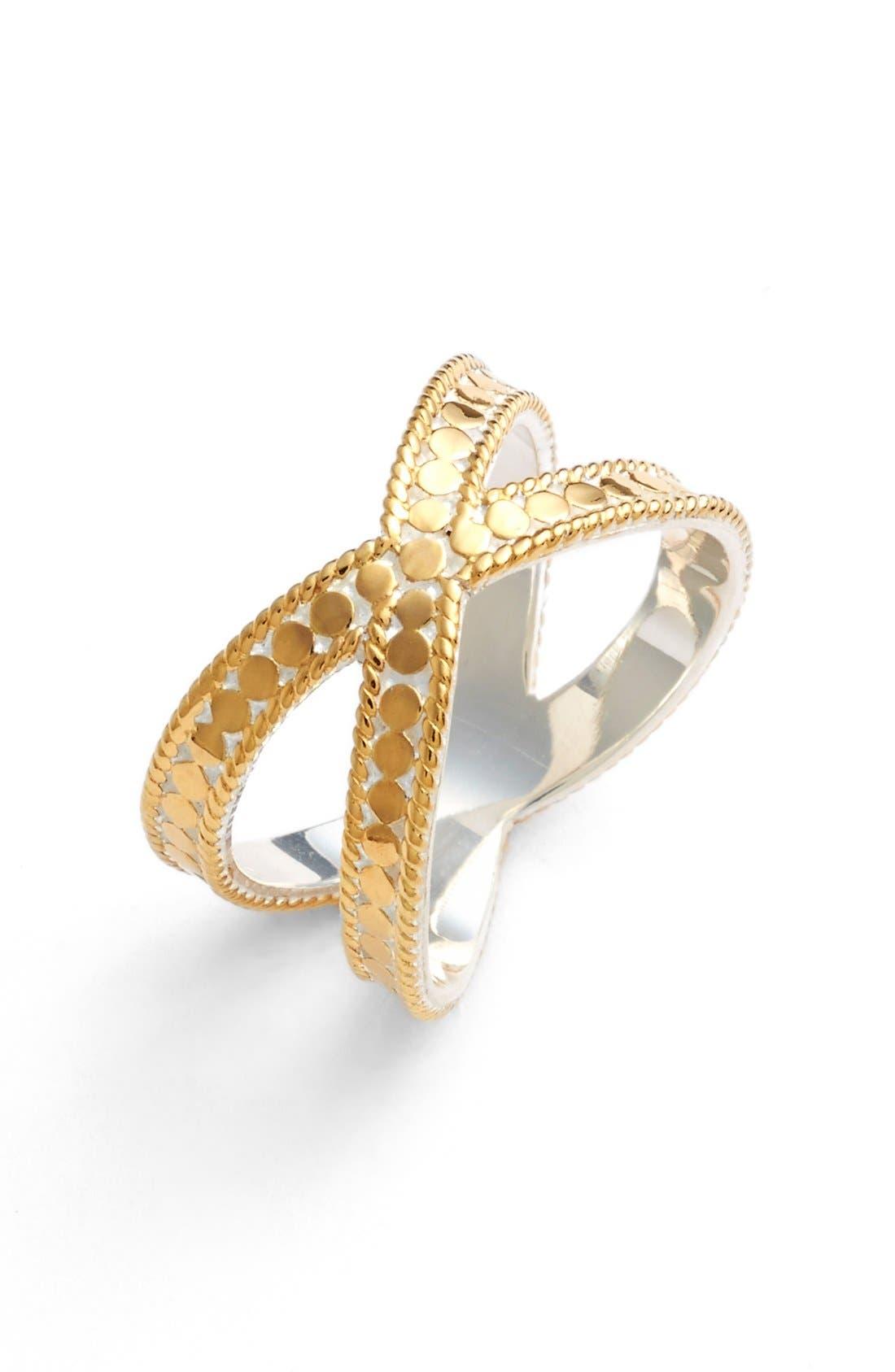 Main Image - Anna Beck 'Gili' Crossover Ring