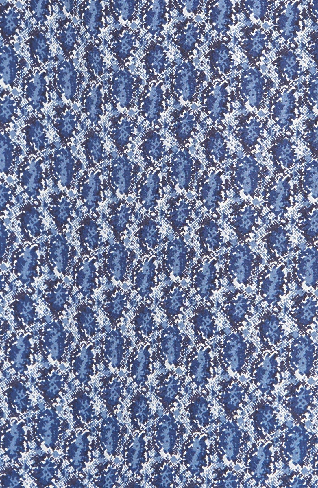Alternate Image 3  - Joie 'Rancher' Print Silk Top