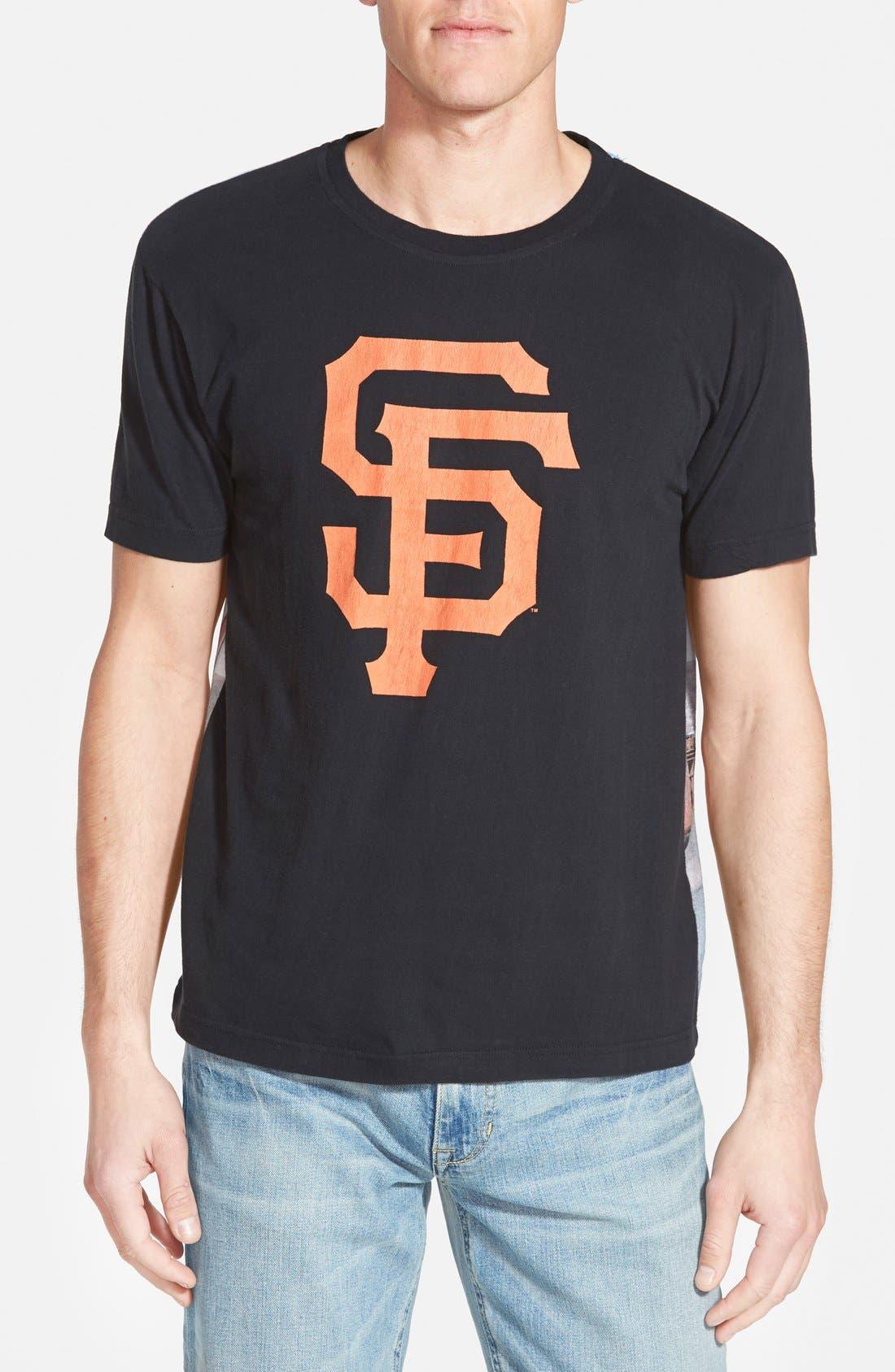 Wright & Ditson 'San Francisco Giants - Metro' Graphic Print T-Shirt