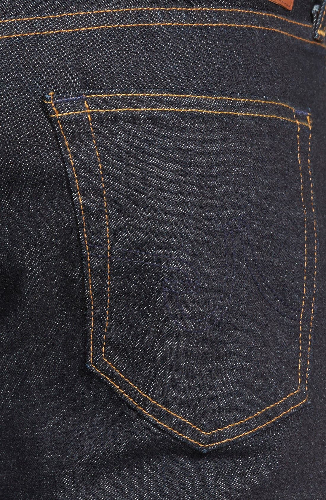 Protégé Straight Leg Jeans,                             Alternate thumbnail 4, color,                             Jack