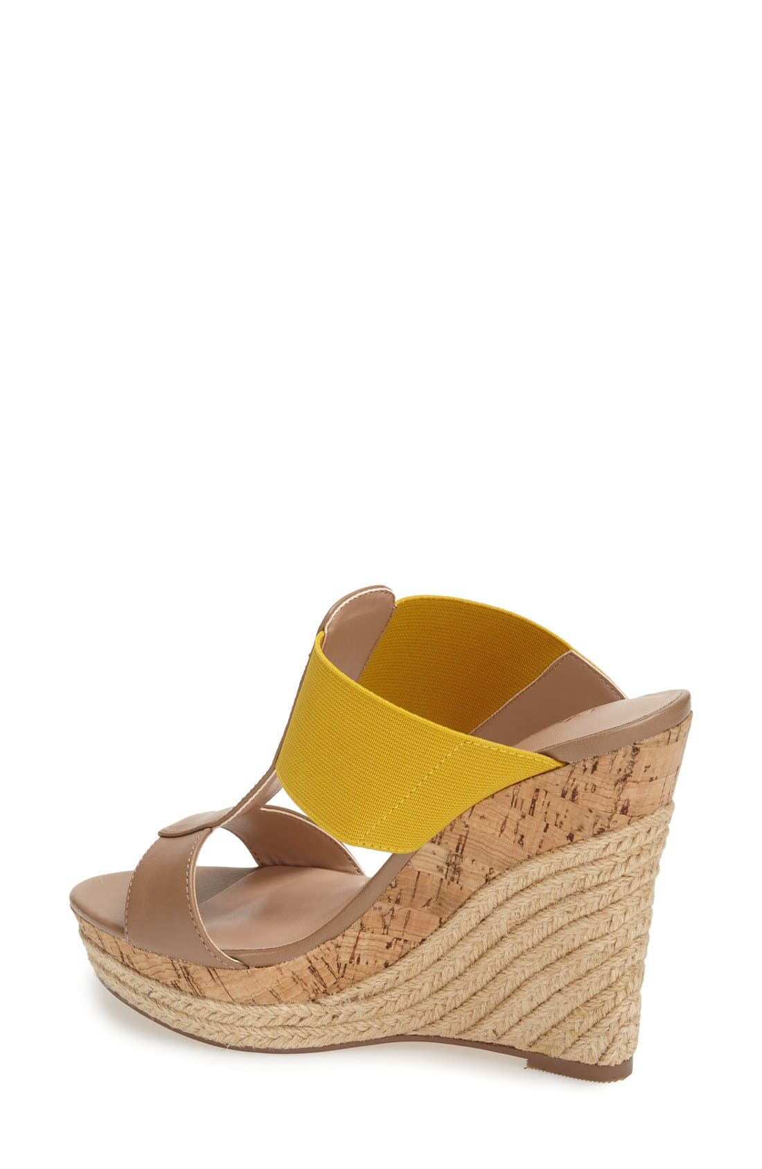 Alternate Image 2  - Charles by Charles David 'Alto' Espadrille Wedge Sandal (Women)