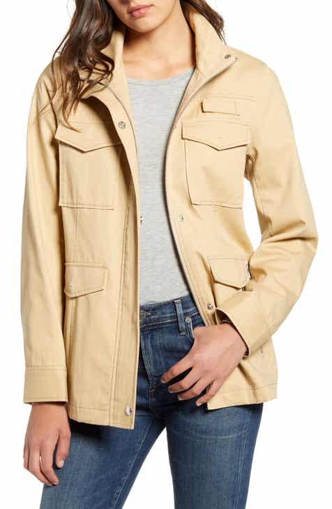 Sam Edelman Safari Cotton Jacket