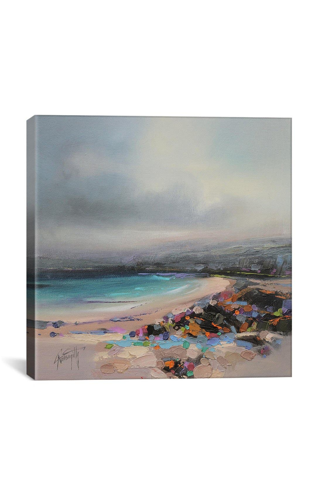 'Harris Study III' Giclée Print Canvas Art,                         Main,                         color, Grey