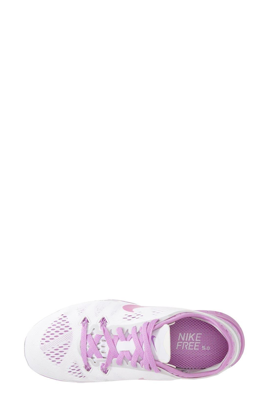 Alternate Image 3  - Nike 'Free 5.0 TR Fit 5 Breathe' Training Shoe (Women)
