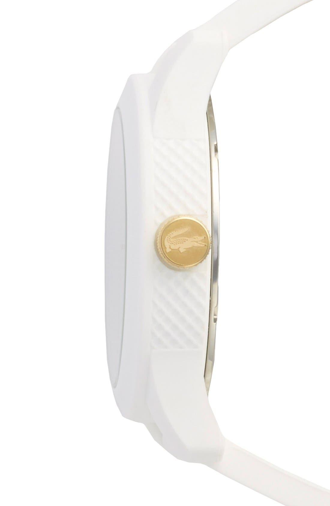 Alternate Image 3  - Lacoste '12.12' Watch, 43mm