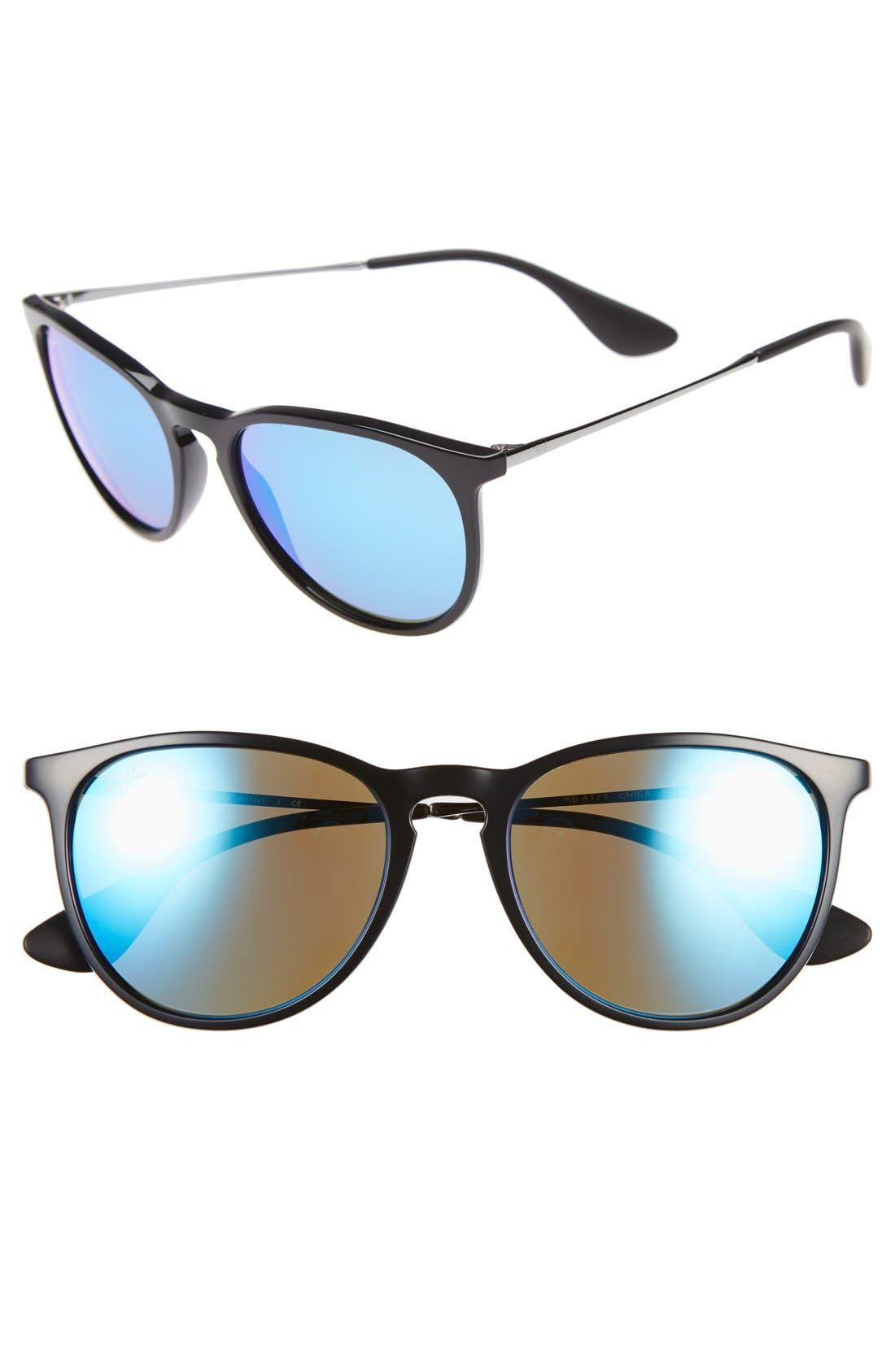 Alternate Image 1 Selected - Ray-Ban Erika Classic 54mm Sunglasses