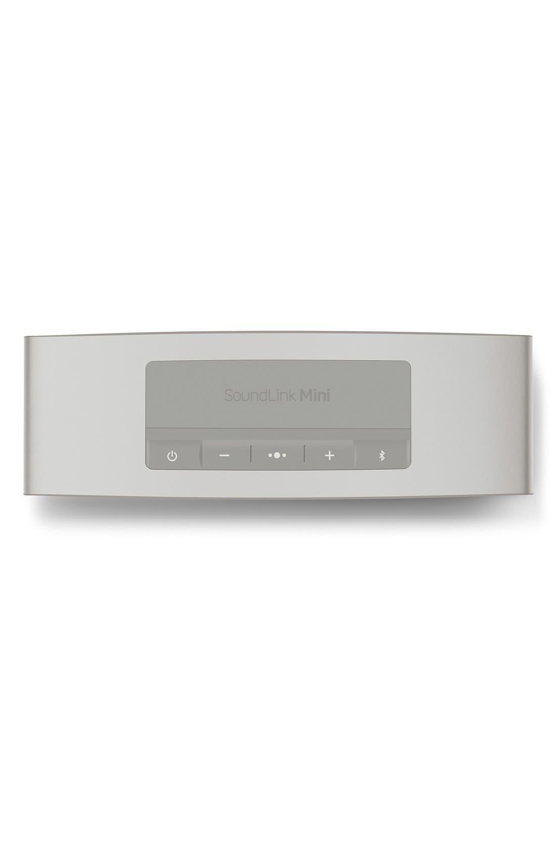 SoundLink<sup>®</sup> Mini II Bluetooth<sup>®</sup> Speaker,                             Alternate thumbnail 2, color,                             Pearl