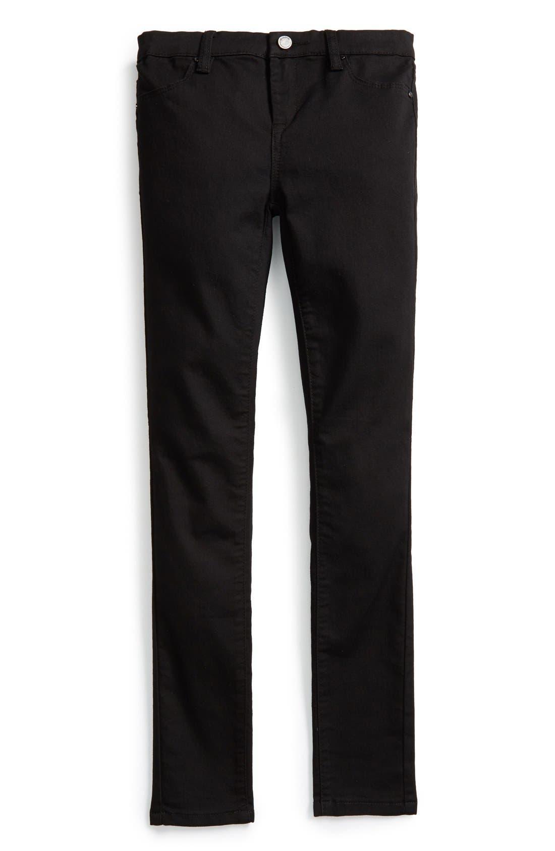 BLANKNYC Twill Skinny Jeans (Big Girls)