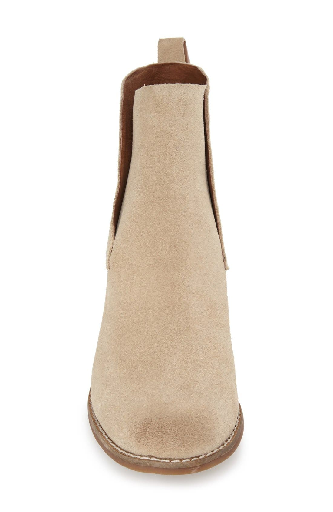 Alternate Image 3  - Lucky Brand 'Yoniana' Wedge Bootie (Women)