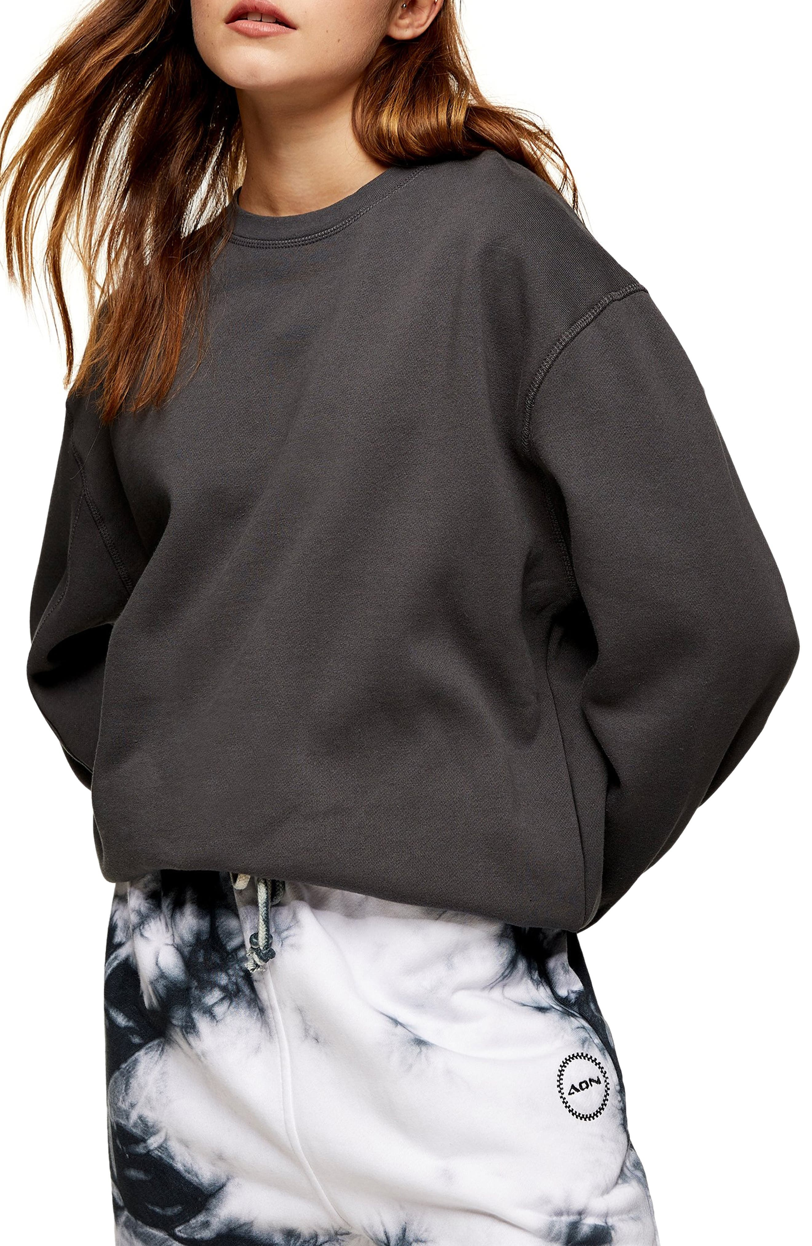 L Vintage Sand Cotton blend V-Neck Knit Top Blouse Shirt Pullover Sweater Sweatshirt S
