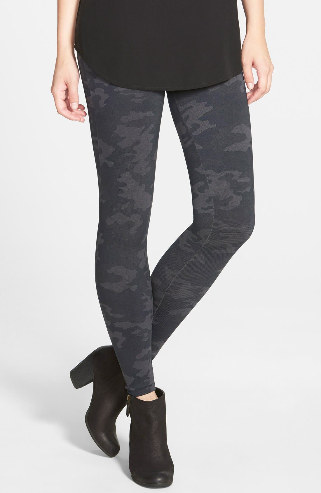 SPANX® Seamless Camo Leggings