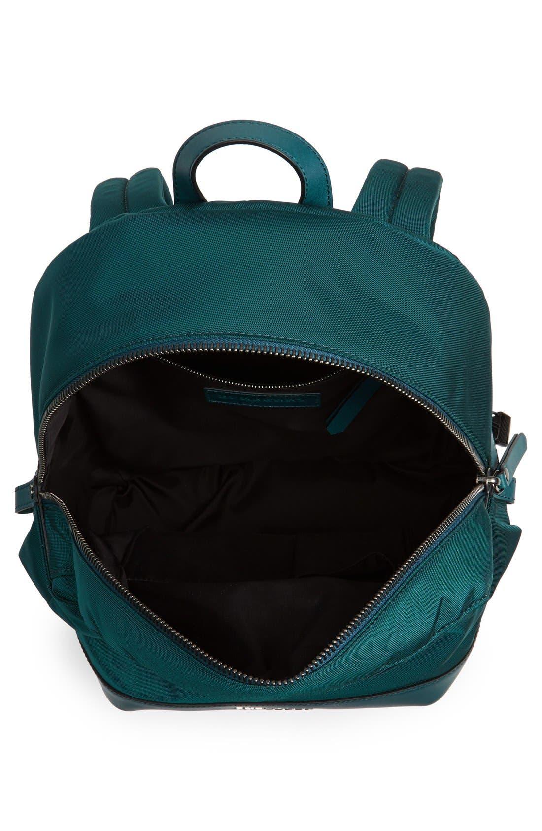 Alternate Image 3  - Burberry 'Tiller' Nylon & Leather Backpack (Kids)