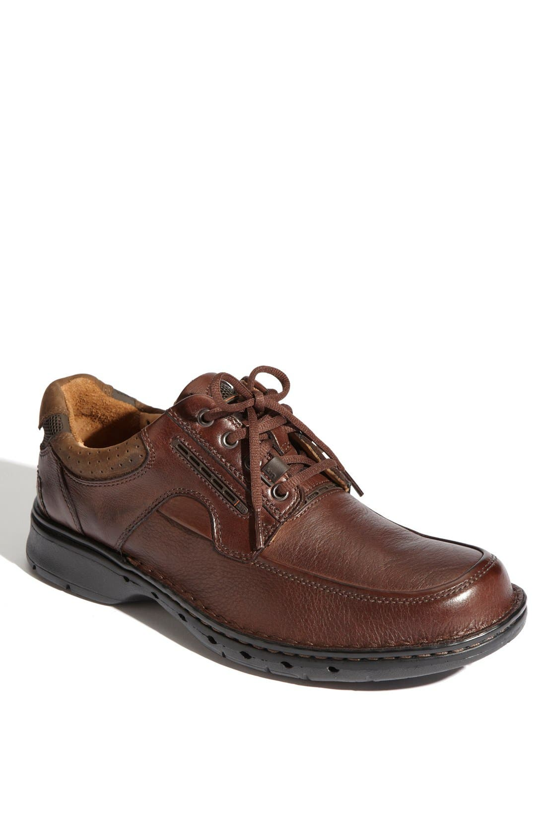 Clarks® 'Un.Bend' Oxford   (Men)