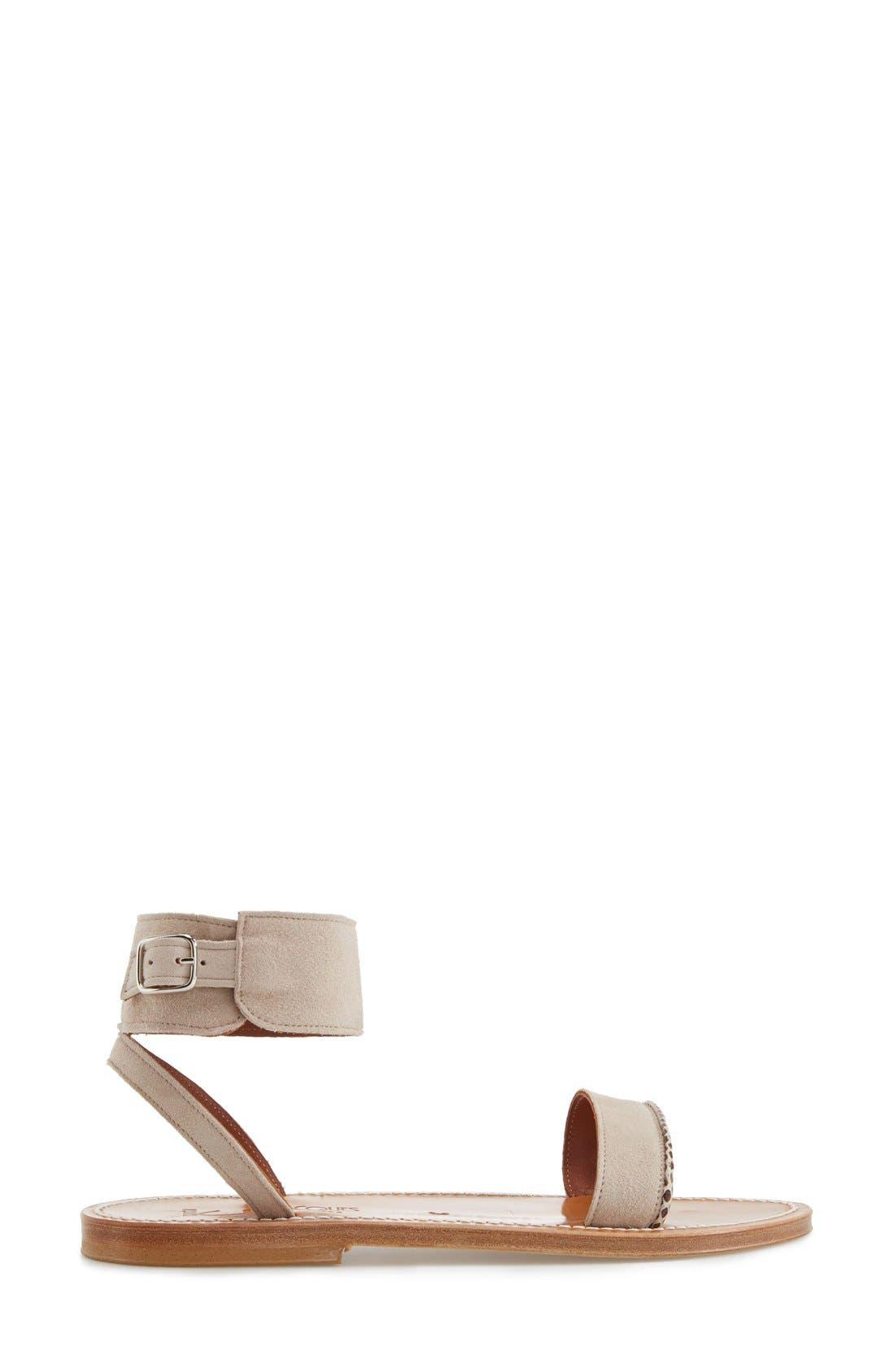 Alternate Image 4  - K.Jacques St. Tropez 'Saratoga' Ankle Strap Sandal