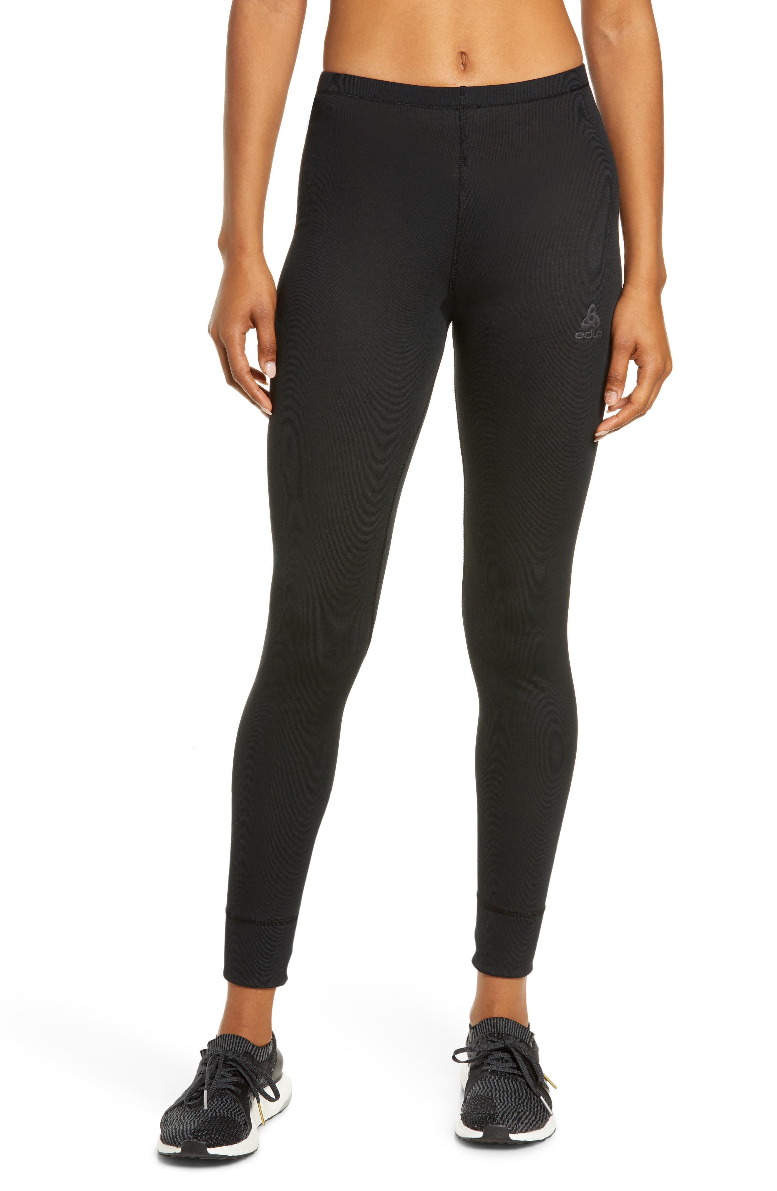 Leggings da Donna Odlo Bl Performance Warm Tights