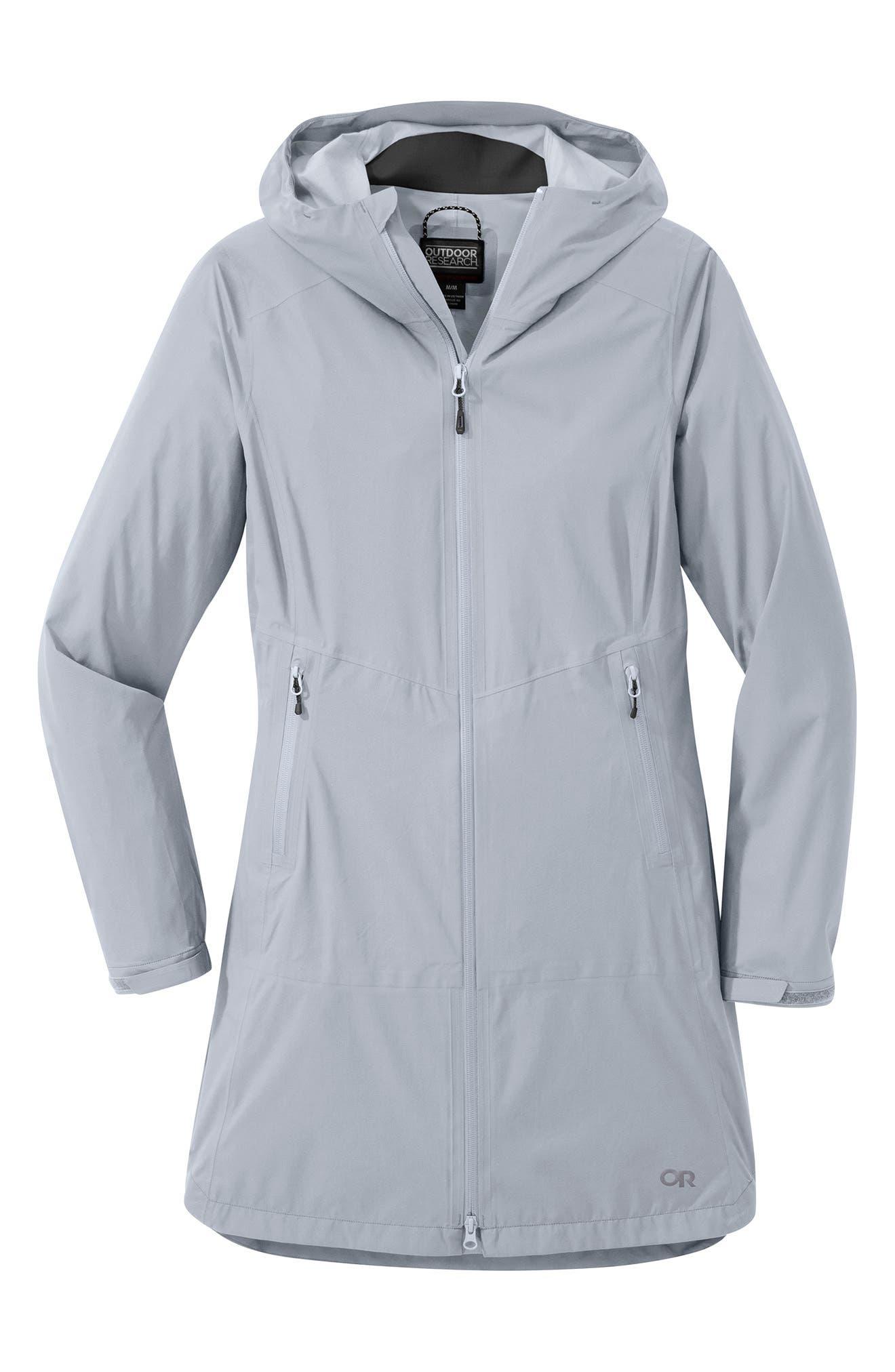 New Arctic Storm Ladies Long Waterproof Dog Walking hiking Coat Jacket size 12