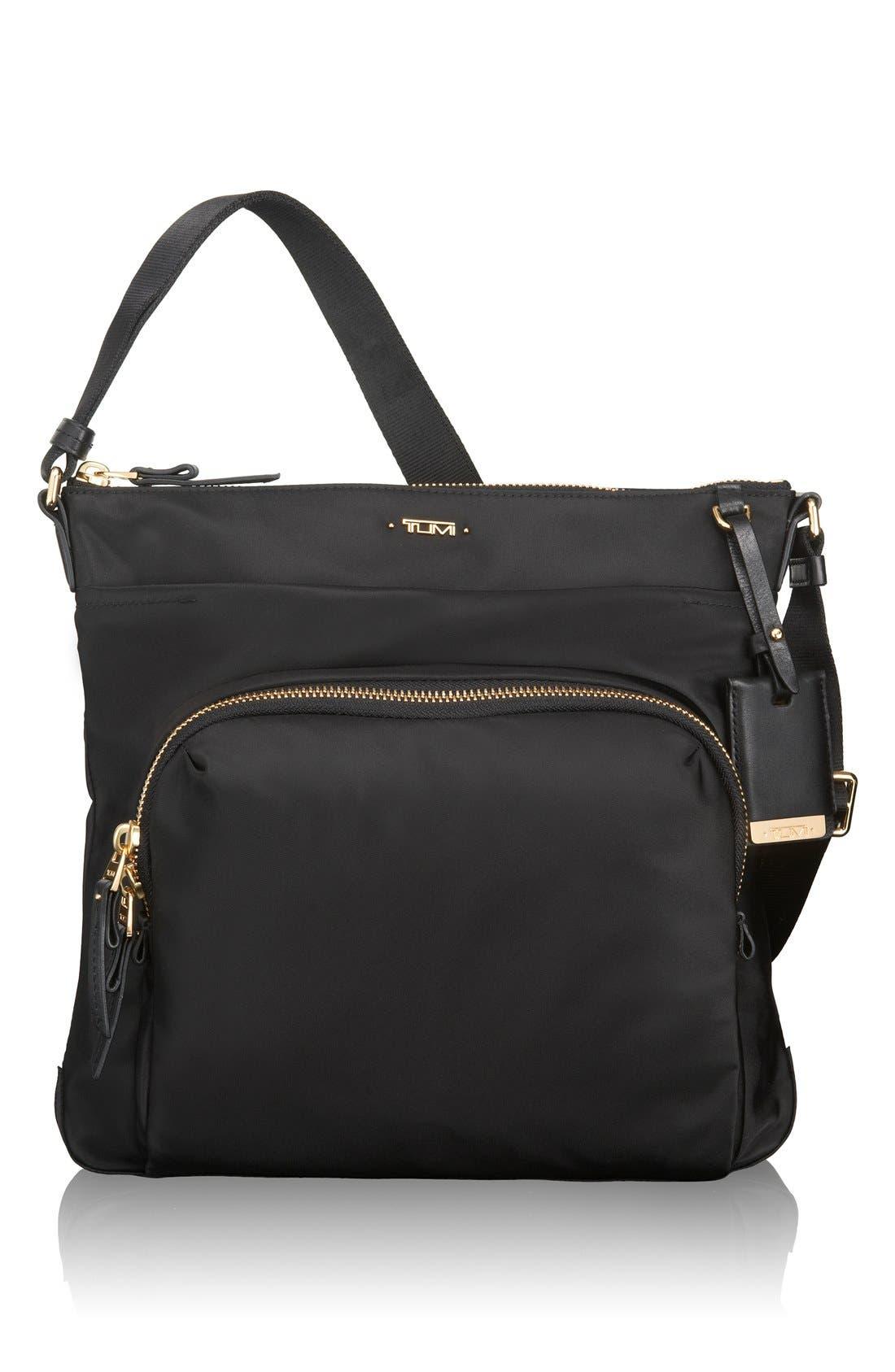 TUMI Voyageur - Capri Nylon Crossbody Bag