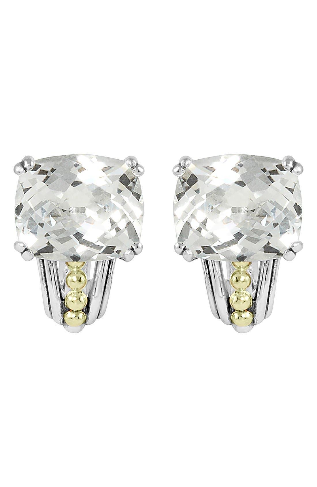 Alternate Image 2  - LAGOS 'Prism' Stud Earrings