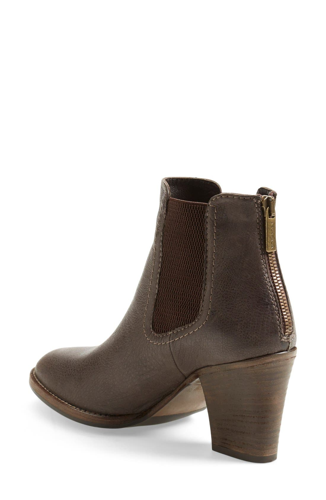 Alternate Image 2  - Aquatalia 'Fairly' Weatherproof Ankle Bootie (Women)