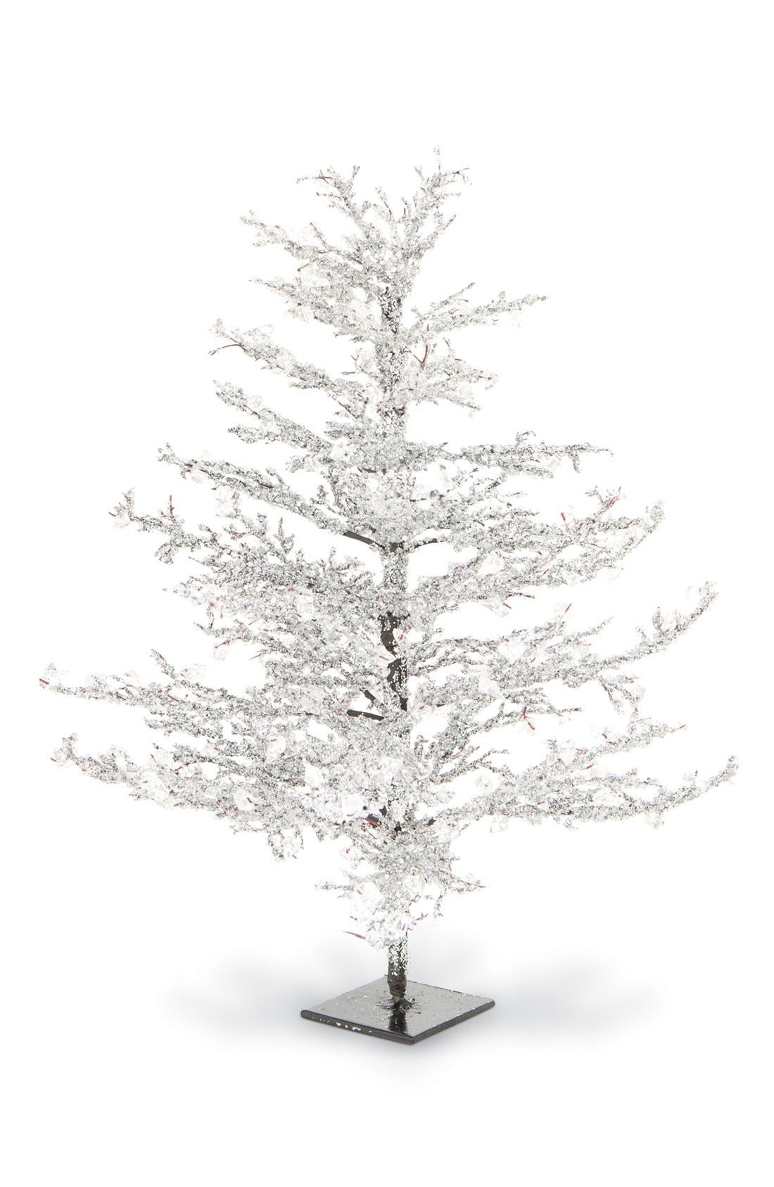 Alternate Image 1 Selected - K & K Interiors Iced Christmas Tree