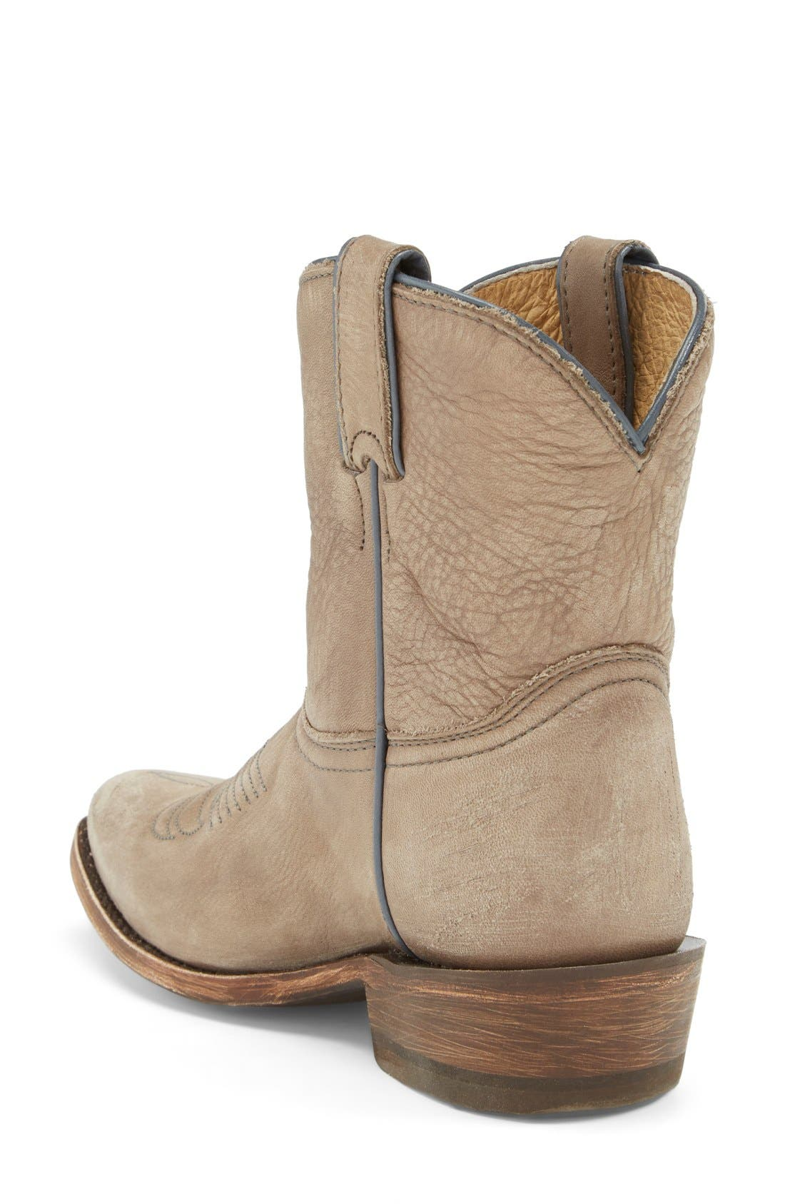 Alternate Image 2  - Frye 'Billy' Short Boot (Women)