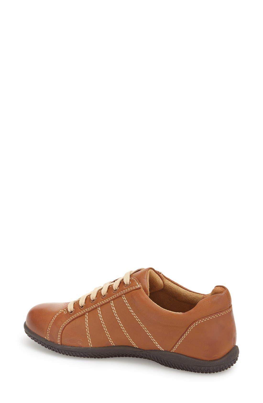 Alternate Image 2  - SoftWalk® 'Hickory' Sneaker (Women)