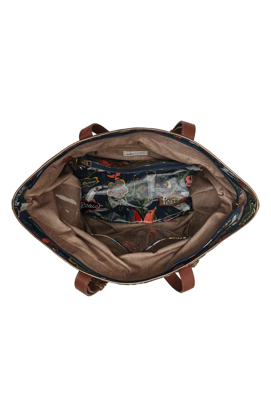 Alternate Image 3  - Sakroots 'Artist Circle' Travel Bag