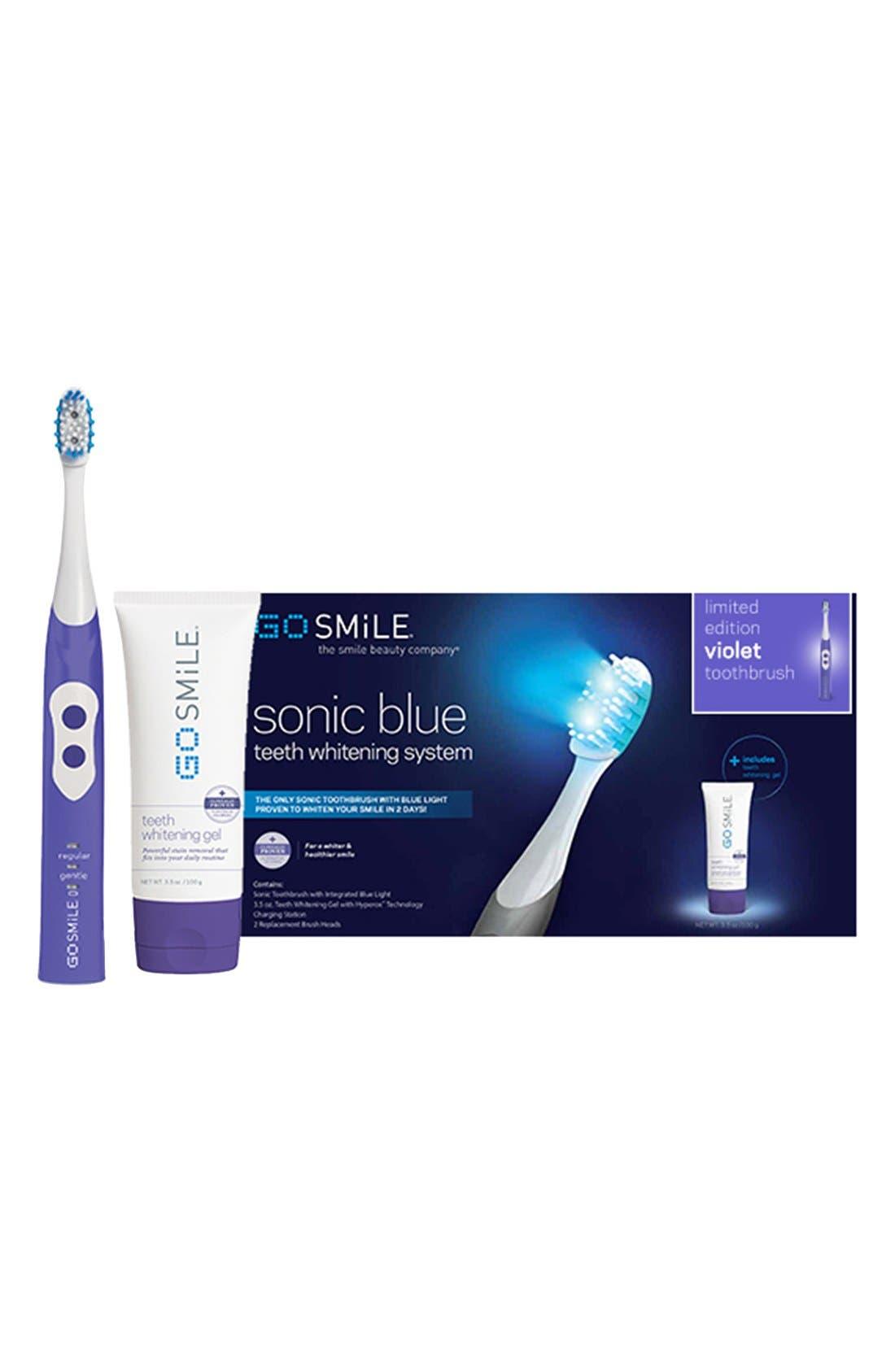 Alternate Image 4  - GO SMiLE® 'Sonic Blue' Teeth Whitening System