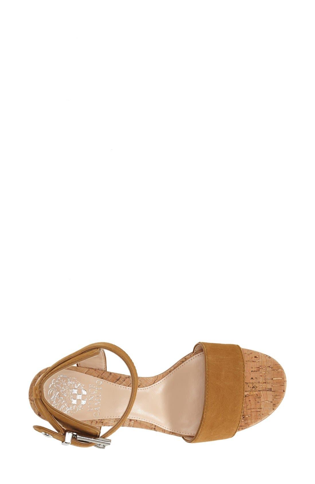 Alternate Image 3  - Vince Camuto 'Baeden' Sandal (Women)