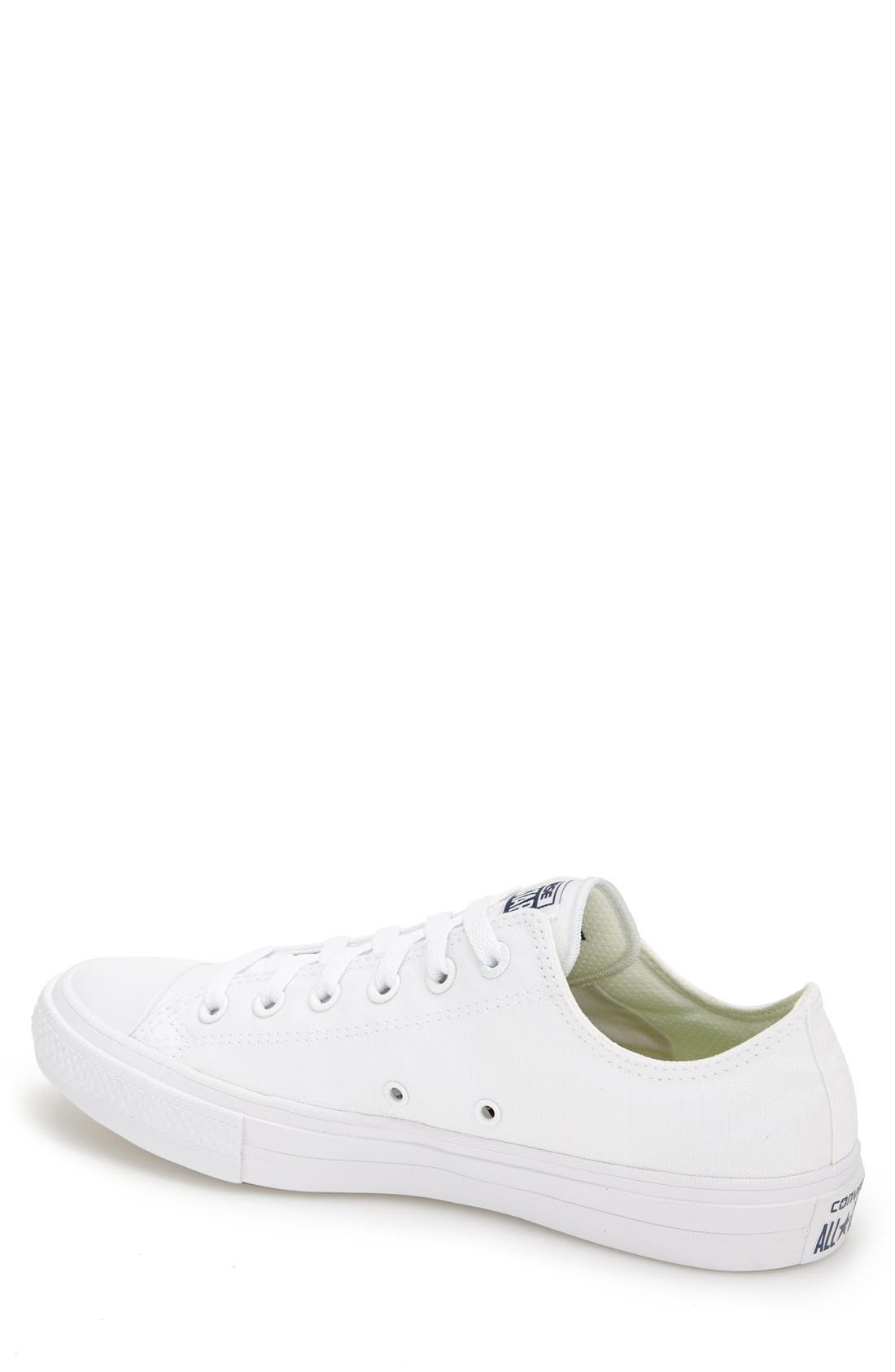 Alternate Image 2  - Converse Chuck Taylor® All Star® II 'Ox' Canvas Sneaker (Men)