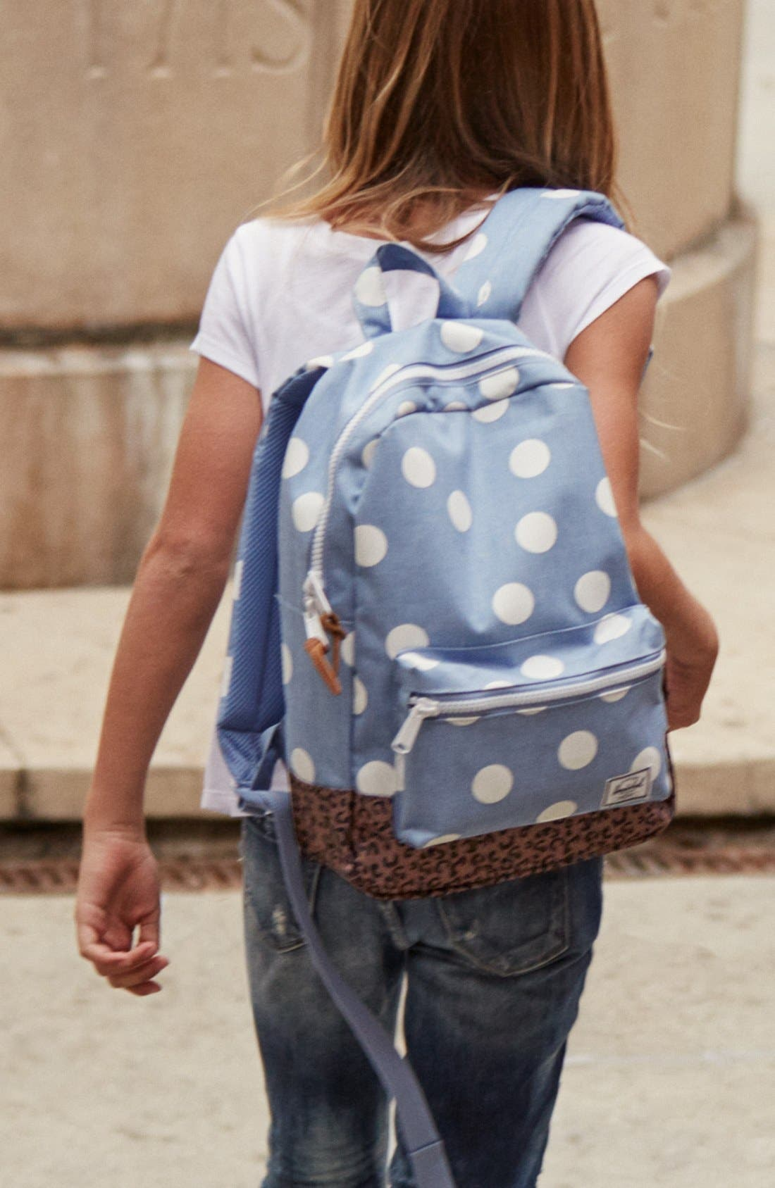 Alternate Image 6  - Herschel Supply Co. 'Settlement' Backpack (Kids)