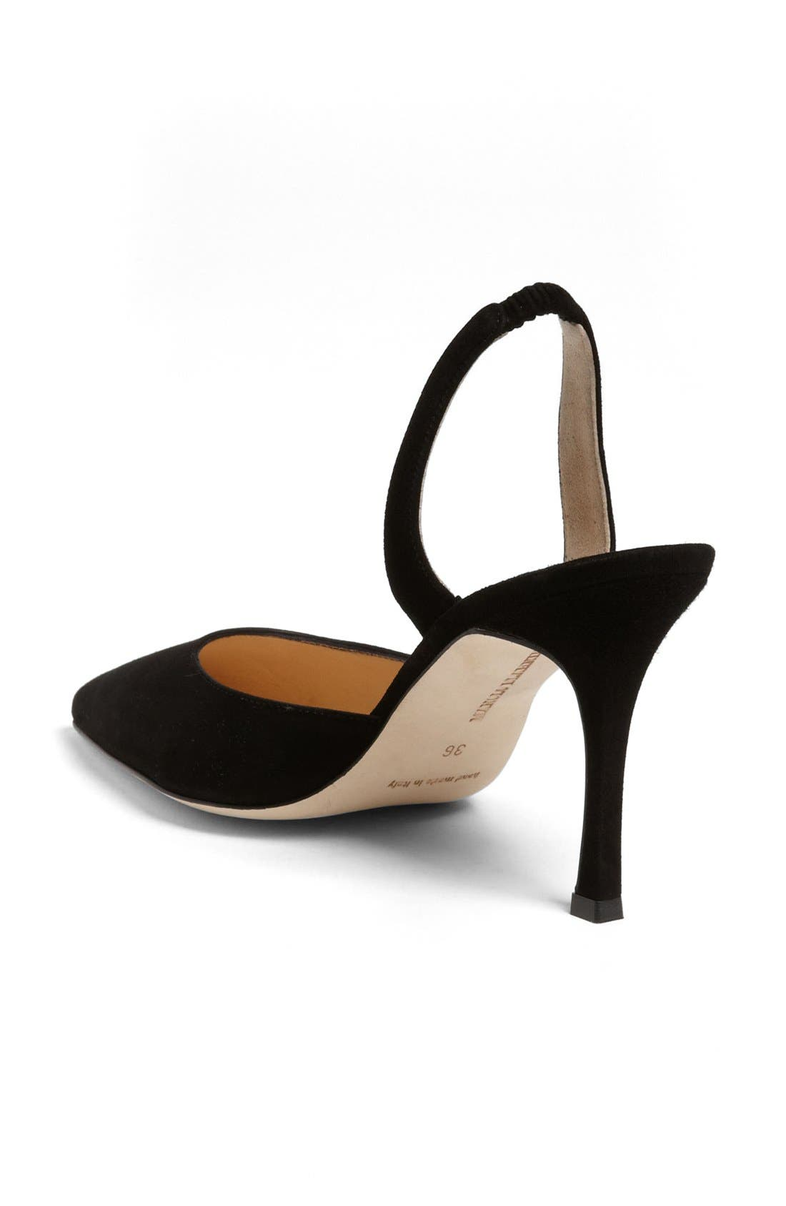 Alternate Image 2  - Manolo Blahnik 'Carolyne' Slingback Pump (Women)