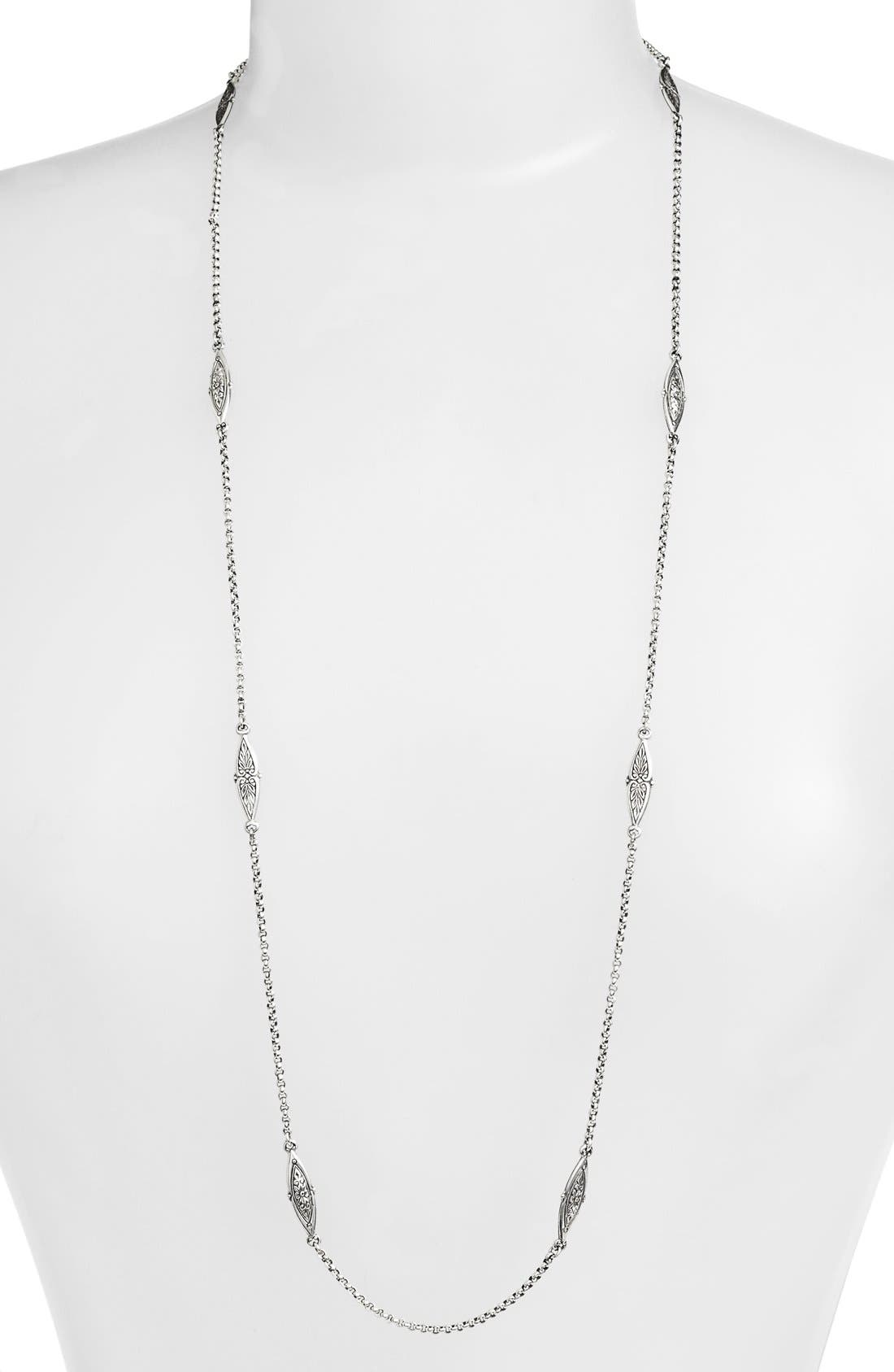 KONSTANTINO Kerma Station Necklace